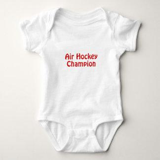Body Para Bebé Campeón del hockey del aire