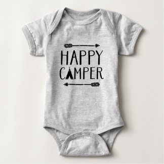 Body Para Bebé Campista contento