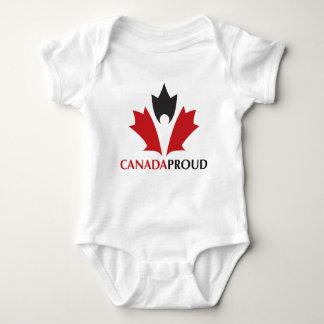 Body Para Bebé ¡Canadá orgulloso!