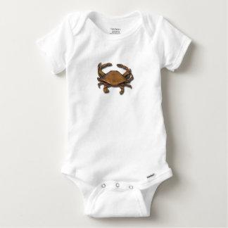Body Para Bebé Cangrejo de cobre