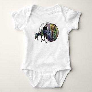 Body Para Bebé Cangrejo de ermitaño