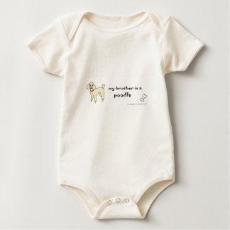 Body Para Bebé caniche