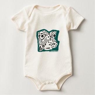 Body Para Bebé cara animal