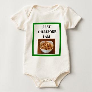 Body Para Bebé caramelo