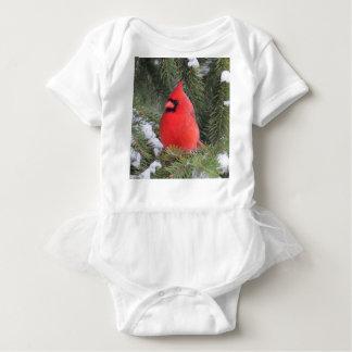 Body Para Bebé Cardenal Spruce