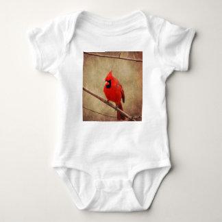 Body Para Bebé Cardinal
