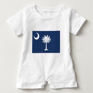 Body Para Bebé Carolina del Sur