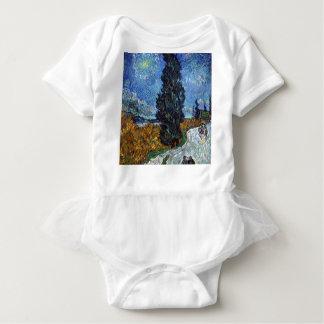 Body Para Bebé Carretera nacional de Vincent van Gogh en Provence