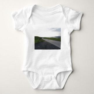 Body Para Bebé Carretera nacional sobre la rueda de las colinas