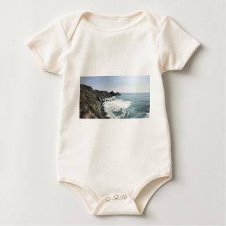 Body Para Bebé Carretera Sur grande de la Costa del Pacífico de