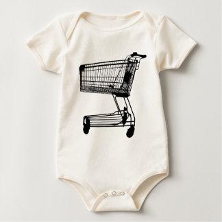 Body Para Bebé Carro de la compra