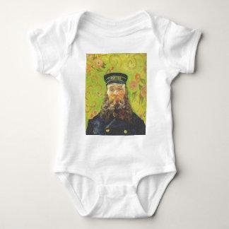Body Para Bebé Cartero José Roulin - Vincent van Gogh del retrato