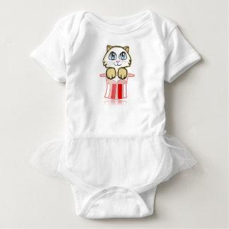 Body Para Bebé cate mágico lindo