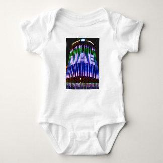Body Para Bebé Celebre los UAE