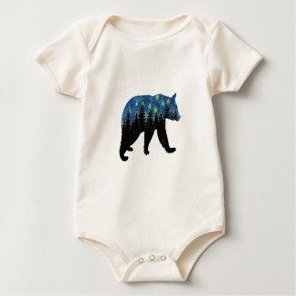 Body Para Bebé Centelleo poca estrella