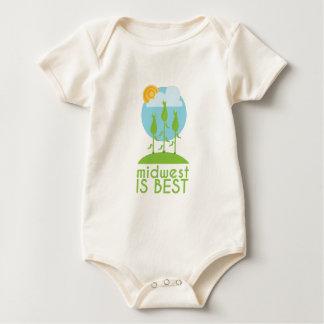 Body Para Bebé Cercano oeste es el mejor