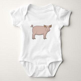 Body Para Bebé cerdo
