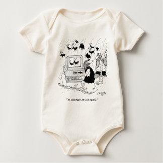 Body Para Bebé Cgi Crtoon 2857