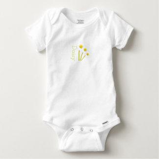 Body Para Bebé Chaleco adaptable del algodón de Gerber de la