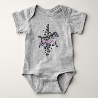 Body Para Bebé Chaleco del bebé del carrusel