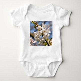 Body Para Bebé Cherry whites de OM de desnudo