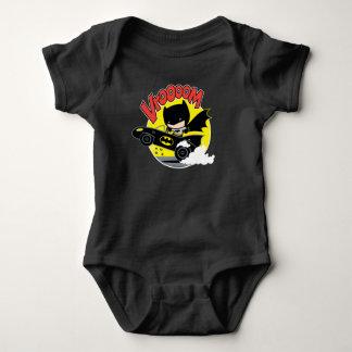 Body Para Bebé Chibi Batman en el Batmobile