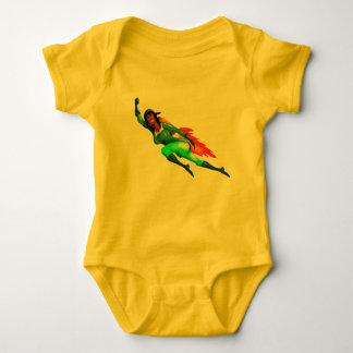 Body Para Bebé CHICA de JETPACK ROKET por Jetpackcorps