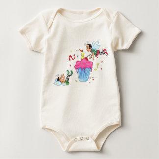 Body Para Bebé Chica del cumpleaños