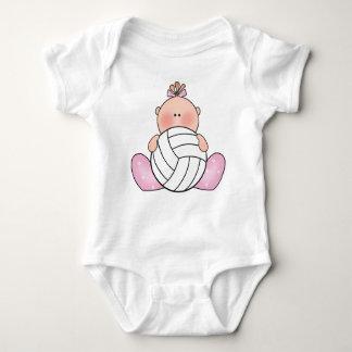 Body Para Bebé Chica del voleibol de Lil