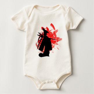 Body Para Bebé Chica japonés