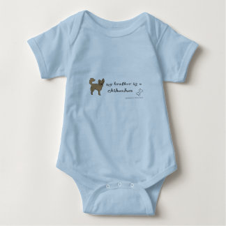 Body Para Bebé chihuahua