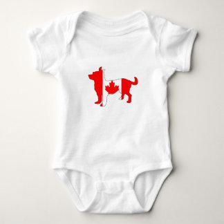 Body Para Bebé Chihuahua de Canadá