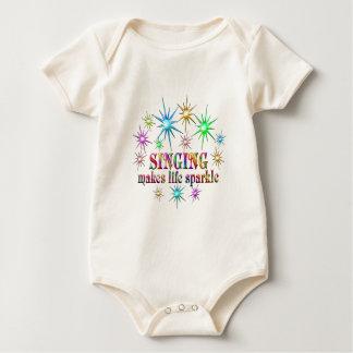 Body Para Bebé Chispas del canto