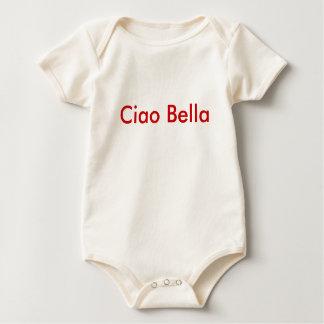 Body Para Bebé Ciao Bella