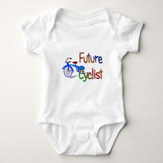 Body Para Bebé Ciclista futuro--Niños Biking los regalos y las