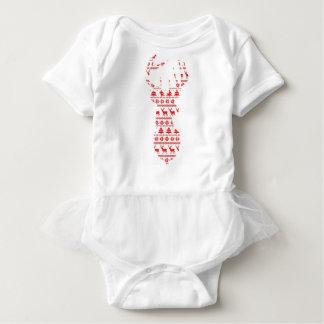 Body Para Bebé Ciervos del navidad