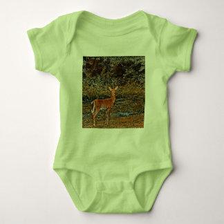 Body Para Bebé Ciervos ingeniosos