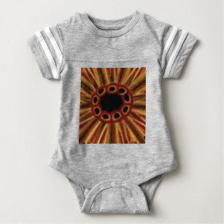Body Para Bebé círculos de centro del agujero