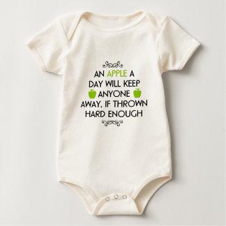 Body Para Bebé Cita ingeniosa