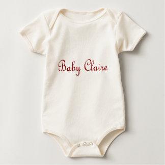 Body Para Bebé claire