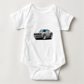 Body Para Bebé Coche de plata 1966-67 del cargador