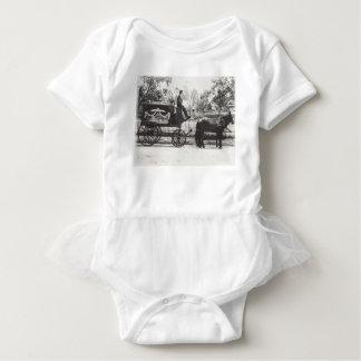 Body Para Bebé Coche fúnebre