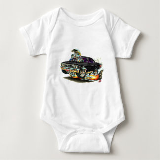 Body Para Bebé Coche negro 1967 de Chevelle