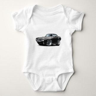 Body Para Bebé Coche negro 1969 de Firebird