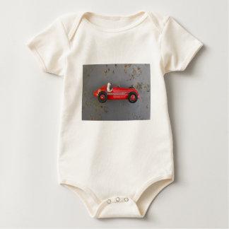 Body Para Bebé Coche rojo del juguete del vintage