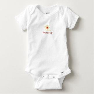 Body Para Bebé Cocinero de las pastas