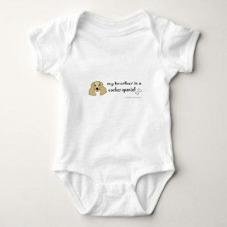 Body Para Bebé cocker spaniel - más cría