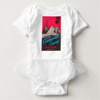 Body Para Bebé Col rizada continental El Cairo Egipto