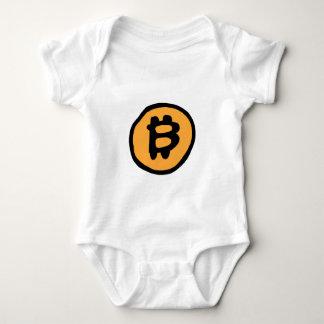 Body Para Bebé colección del bitcoin