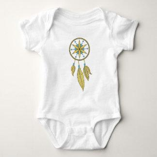 Body Para Bebé Colector ideal de Boho